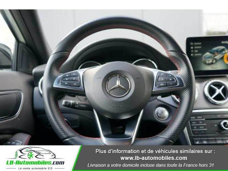 Mercedes GLA 200 d 4MATIC Blanc occasion à Beaupuy - photo n°14
