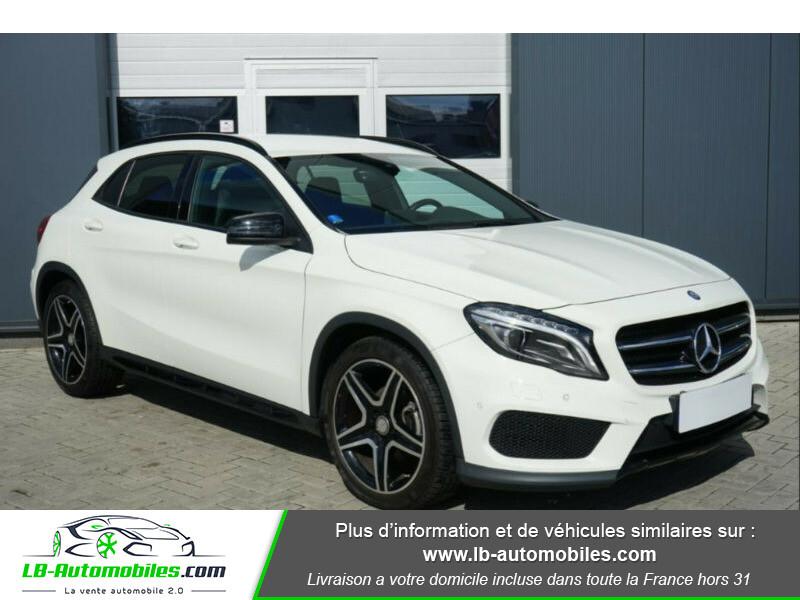 Mercedes GLA 200 d 4MATIC Blanc occasion à Beaupuy