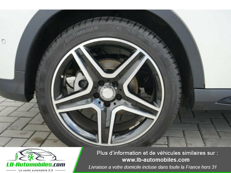 Mercedes GLA 200 d 4MATIC Blanc occasion à Beaupuy - photo n°10