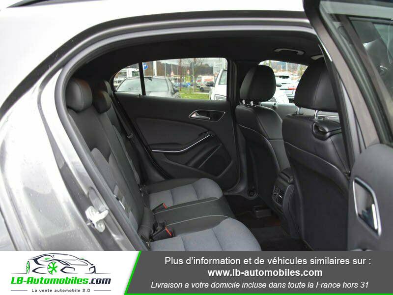 Mercedes GLA 200 d Gris occasion à Beaupuy - photo n°5
