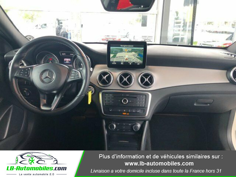 Mercedes GLA 200 d Blanc occasion à Beaupuy - photo n°2