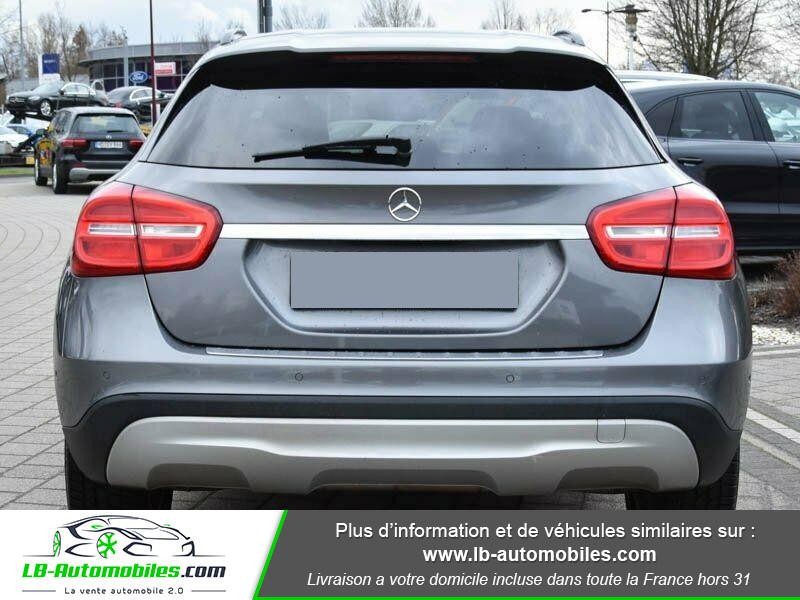 Mercedes GLA 200 d Gris occasion à Beaupuy - photo n°9