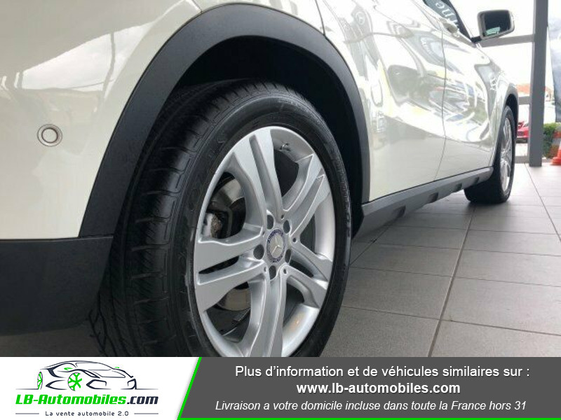 Mercedes GLA 200 d Blanc occasion à Beaupuy - photo n°5