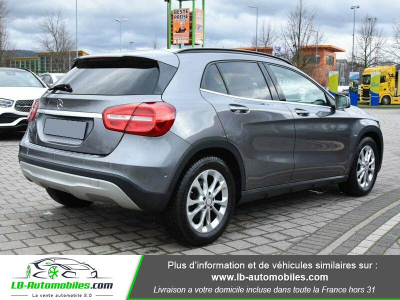 Mercedes GLA 200 d Gris occasion à Beaupuy - photo n°3