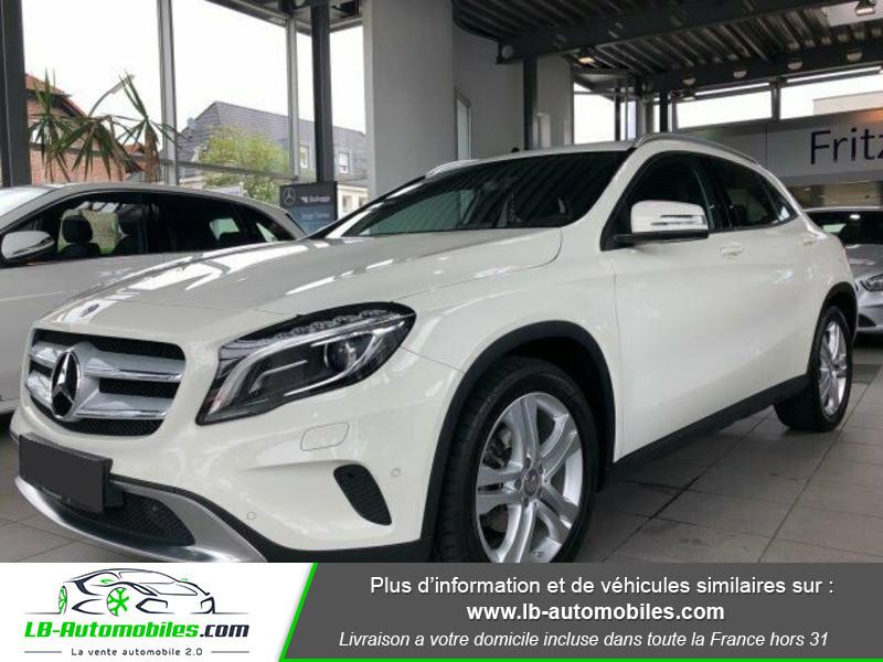 Mercedes GLA 200 d Blanc occasion à Beaupuy