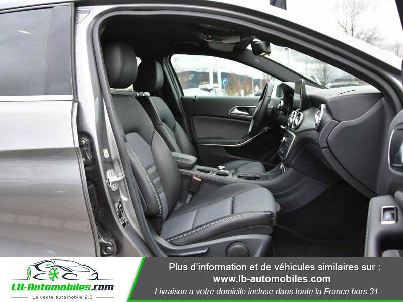 Mercedes GLA 200 d Gris occasion à Beaupuy - photo n°4