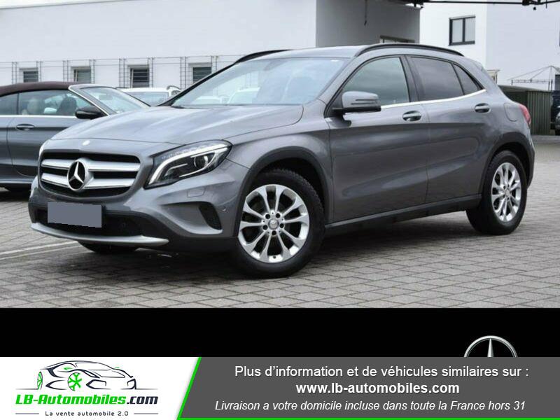 Mercedes GLA 200 d Gris occasion à Beaupuy