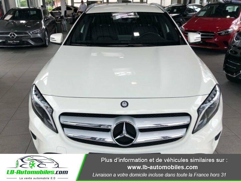 Mercedes GLA 200 d Blanc occasion à Beaupuy - photo n°6