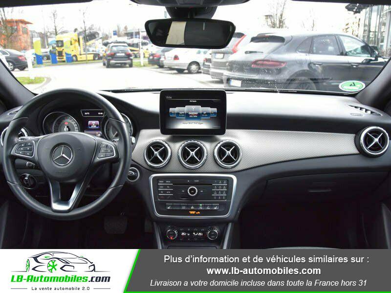 Mercedes GLA 200 d Gris occasion à Beaupuy - photo n°2