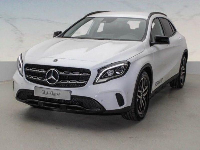 Mercedes GLA 200 Blanc occasion à Beaupuy