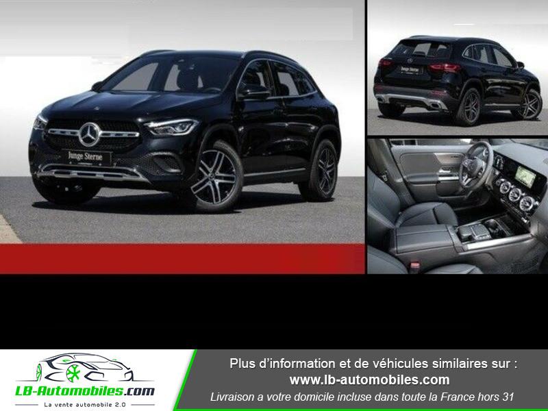 Mercedes GLA 200 Noir occasion à Beaupuy