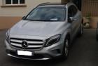 Mercedes GLA 200cdi 7G-tronic 136cv fascination  2015 - annonce de voiture en vente sur Auto Sélection.com