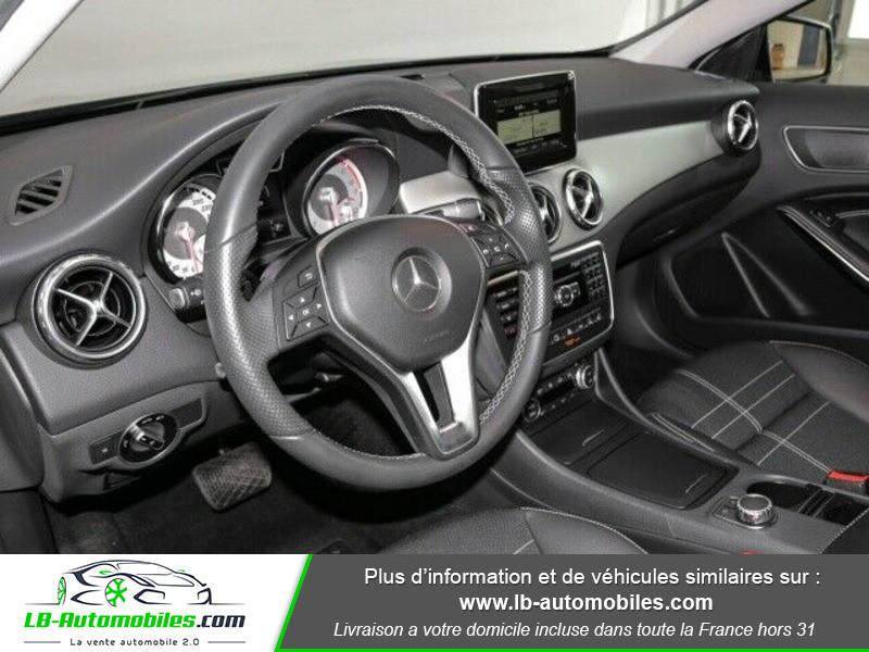 Mercedes GLA 220 CDI Gris occasion à Beaupuy - photo n°7