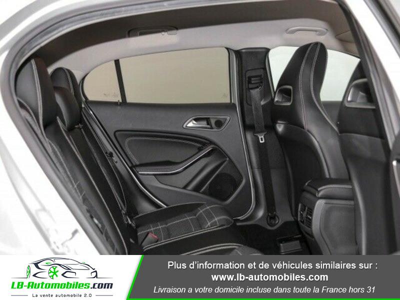 Mercedes GLA 220 CDI Gris occasion à Beaupuy - photo n°6