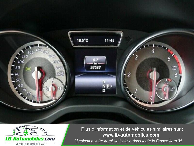 Mercedes GLA 220 CDI Gris occasion à Beaupuy - photo n°8