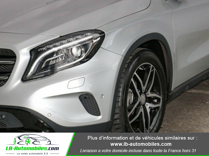 Mercedes GLA 220 CDI Gris occasion à Beaupuy - photo n°10