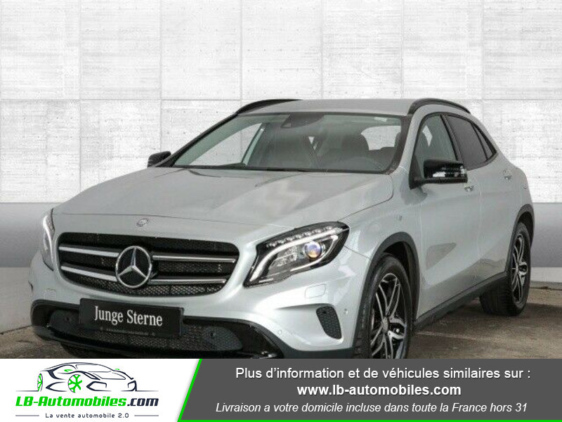 Mercedes GLA 220 CDI Gris occasion à Beaupuy