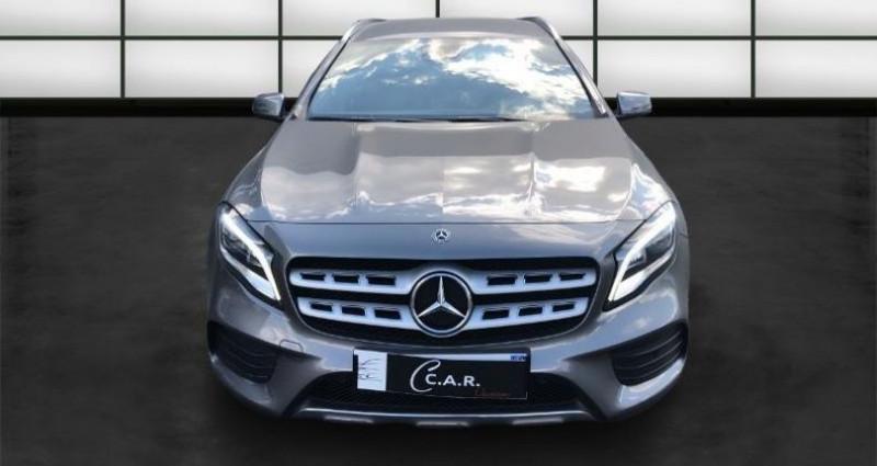 Mercedes GLA 220 d 170ch Sensation 4Matic 7G-DCT Euro6c Gris occasion à La Rochelle - photo n°2