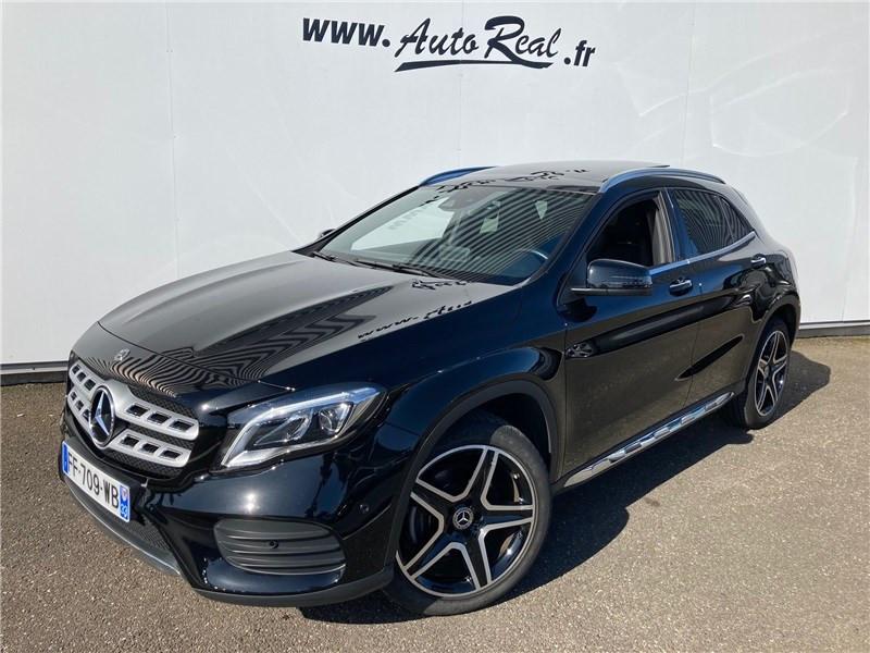 Mercedes GLA 220 D 7-G DCT Fascination Noir occasion à MERIGNAC - photo n°2