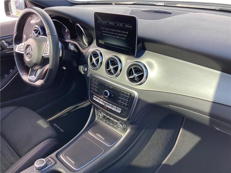 Mercedes GLA 220 D 7-G DCT Fascination Noir occasion à MERIGNAC - photo n°10