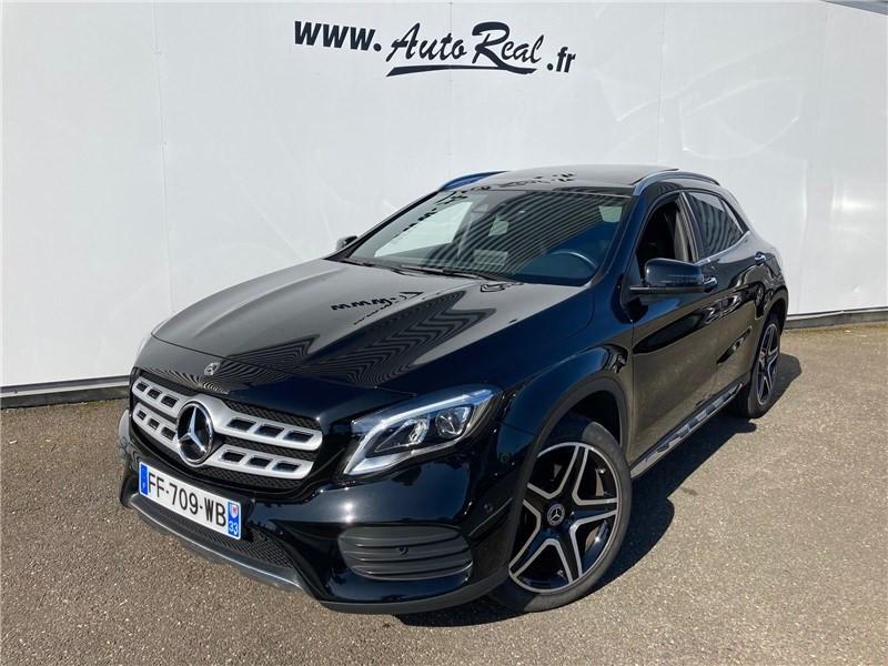Mercedes GLA 220 D 7-G DCT Fascination Noir occasion à MERIGNAC