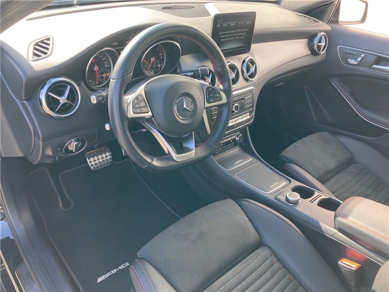 Mercedes GLA 220 D 7-G DCT Fascination Noir occasion à MERIGNAC - photo n°18