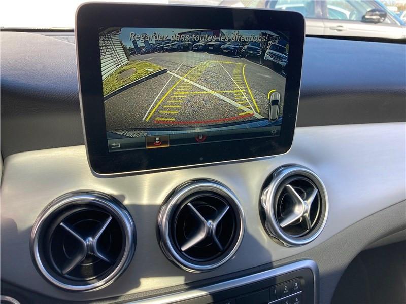 Mercedes GLA 220 D 7-G DCT Fascination Noir occasion à MERIGNAC - photo n°14