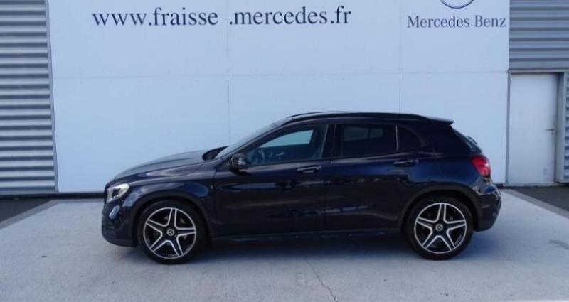 Mercedes GLA 220 d Fascination 4Matic 7G-DCT Bleu occasion à Saint-germain-laprade - photo n°3