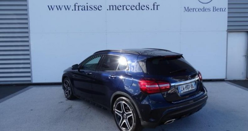 Mercedes GLA 220 d Fascination 4Matic 7G-DCT Bleu occasion à Saint-germain-laprade - photo n°5