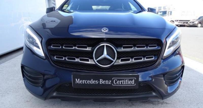 Mercedes GLA 220 d Fascination 4Matic 7G-DCT Bleu occasion à Saint-germain-laprade - photo n°7