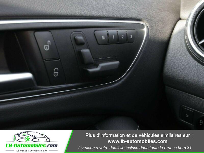 Mercedes GLA 220 d Gris occasion à Beaupuy - photo n°6