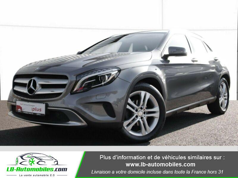 Mercedes GLA 220 d Gris occasion à Beaupuy