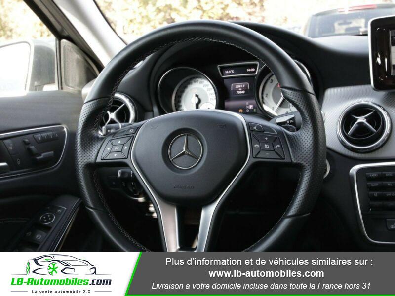 Mercedes GLA 220 d Gris occasion à Beaupuy - photo n°5