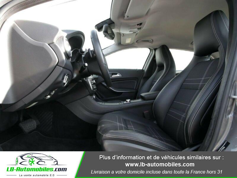 Mercedes GLA 220 d Gris occasion à Beaupuy - photo n°7