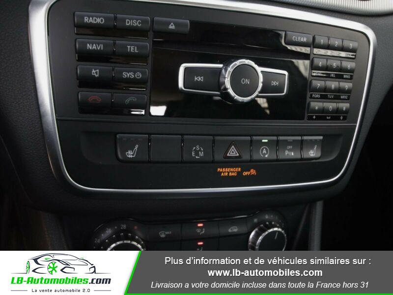 Mercedes GLA 220 d Gris occasion à Beaupuy - photo n°9