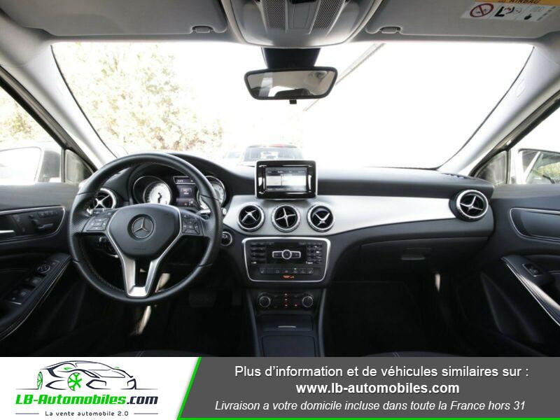 Mercedes GLA 220 d Gris occasion à Beaupuy - photo n°2