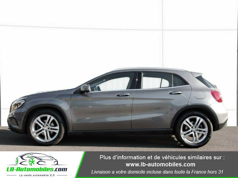 Mercedes GLA 220 d Gris occasion à Beaupuy - photo n°11