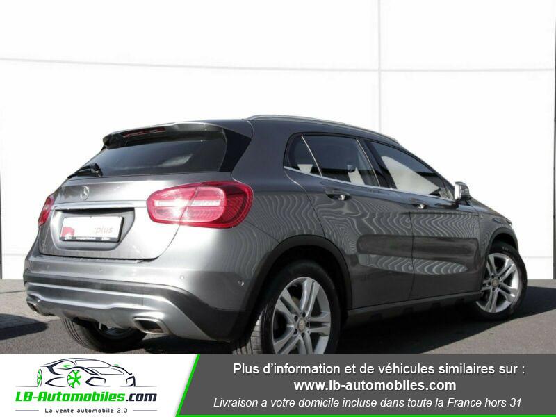 Mercedes GLA 220 d Gris occasion à Beaupuy - photo n°3