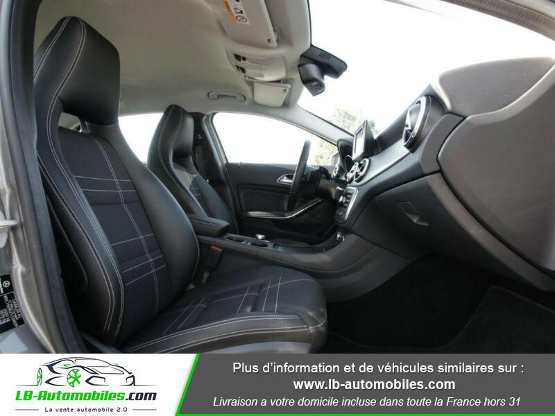 Mercedes GLA 220 d Gris occasion à Beaupuy - photo n°10