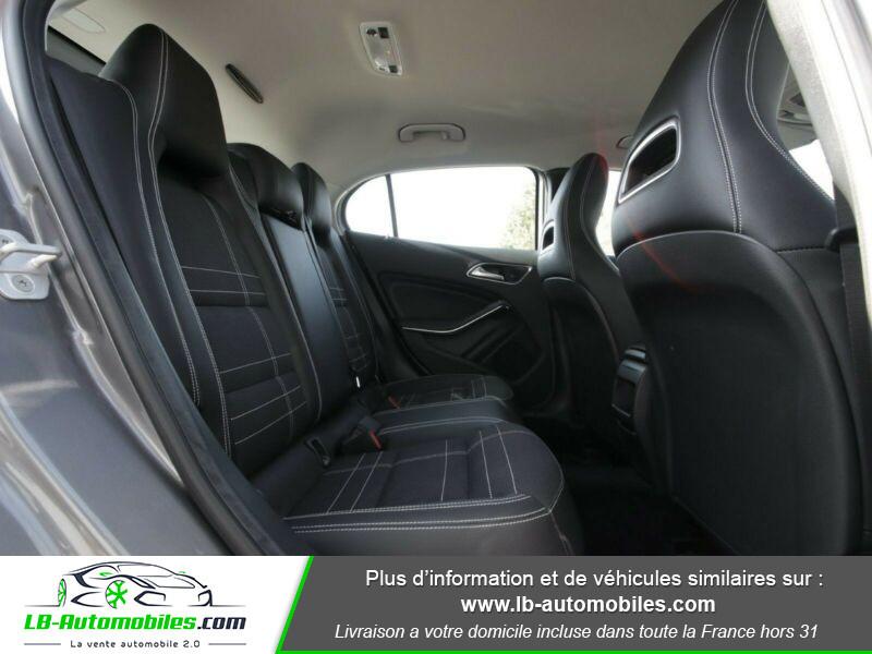 Mercedes GLA 220 d Gris occasion à Beaupuy - photo n°8