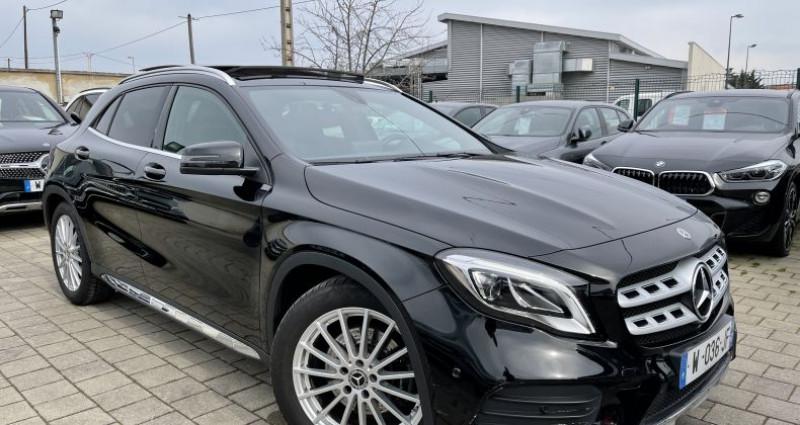 Mercedes GLA 250 AMG Line - 7G-DCT 4MATIC Noir occasion à SELESTAT