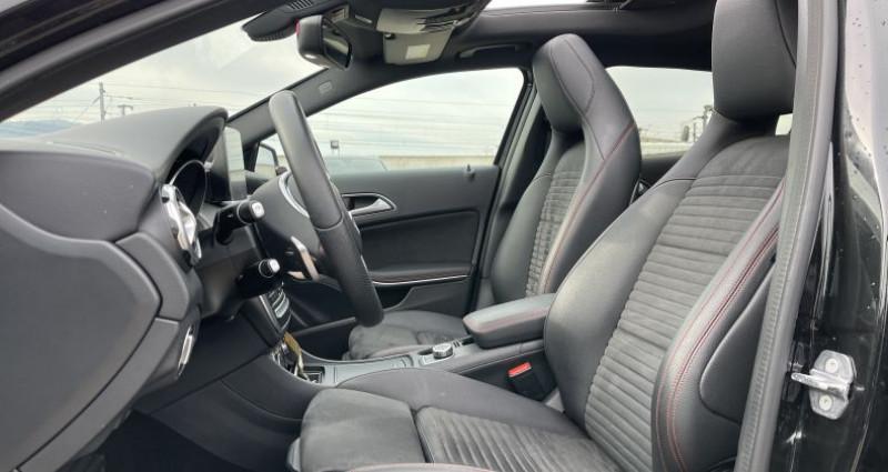 Mercedes GLA 250 AMG Line - 7G-DCT 4MATIC Noir occasion à SELESTAT - photo n°5