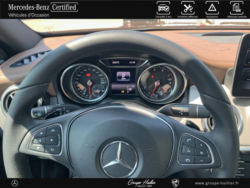 Mercedes GLA 250 Sensation 4Matic 7G-DCT Bleu occasion à Gières - photo n°9
