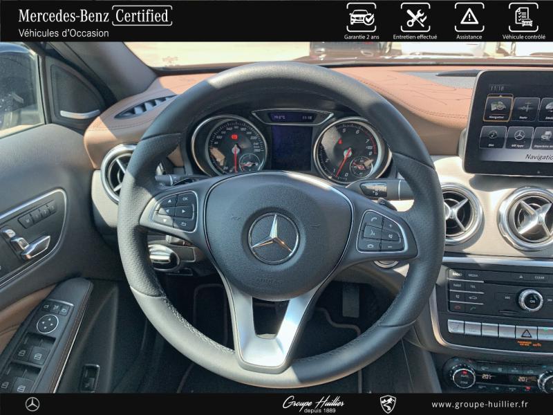 Mercedes GLA 250 Sensation 4Matic 7G-DCT Bleu occasion à Gières - photo n°7