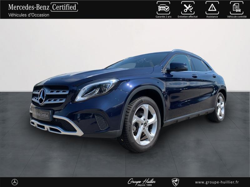 Mercedes GLA 250 Sensation 4Matic 7G-DCT Bleu occasion à Gières