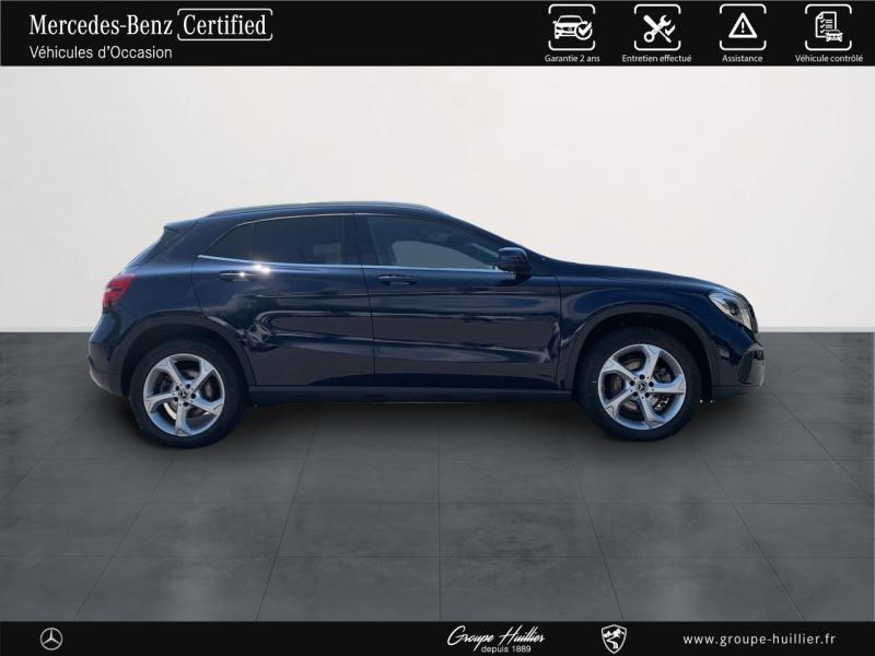 Mercedes GLA 250 Sensation 4Matic 7G-DCT Bleu occasion à Gières - photo n°4