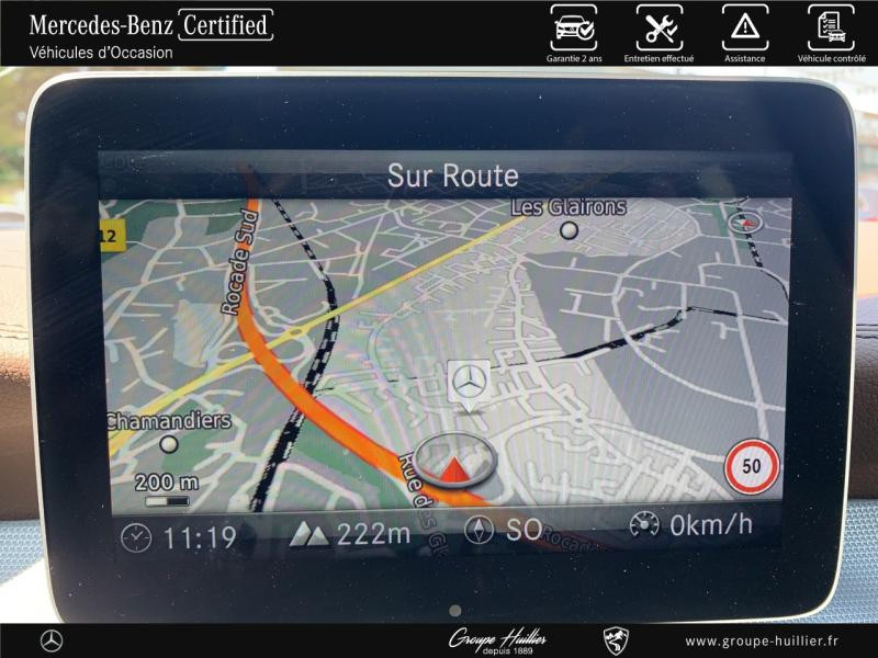 Mercedes GLA 250 Sensation 4Matic 7G-DCT Bleu occasion à Gières - photo n°8