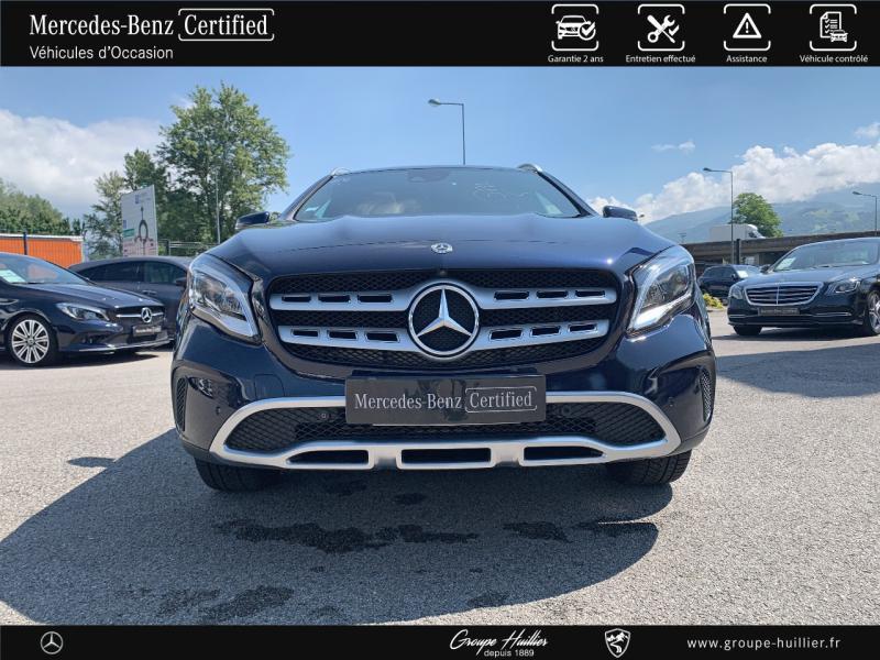 Mercedes GLA 250 Sensation 4Matic 7G-DCT Bleu occasion à Gières - photo n°5