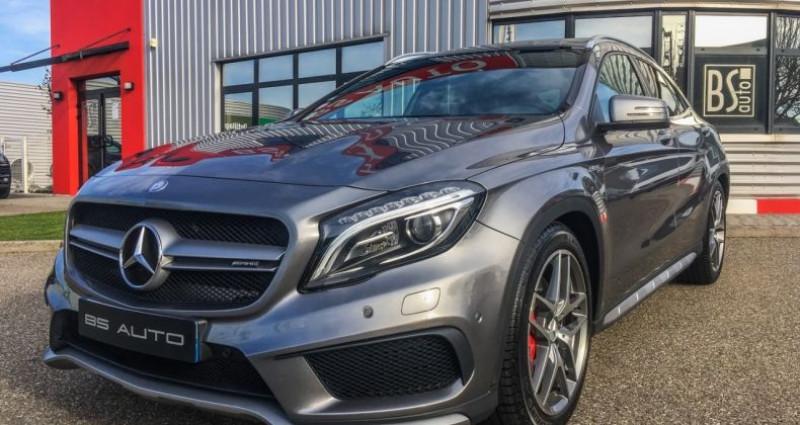 Mercedes GLA 45 AMG 2.0 Turbo  occasion à SOUFFELWEYERSHEIM