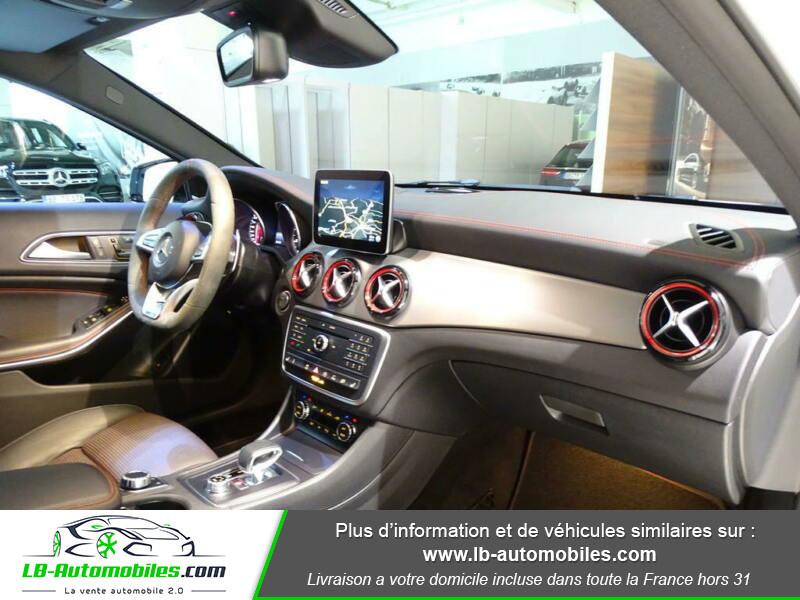 Mercedes GLA 45 AMG 4-Matic Blanc occasion à Beaupuy - photo n°7